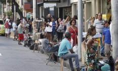 Trabalhador informal poderá se beneficiar de auxílio do governo federal de R$ 600 Foto: Domingos Peixoto/09-08-2017