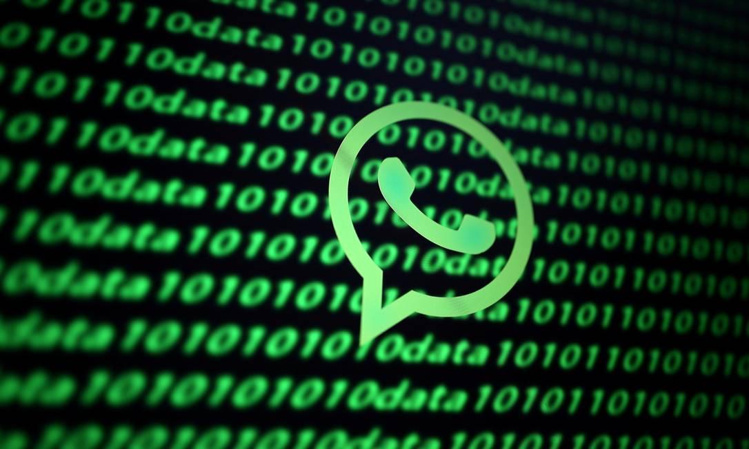 Links maliciosos são enviados por aplicativos de mensagens Foto: Dado Ruvic / REUTERS