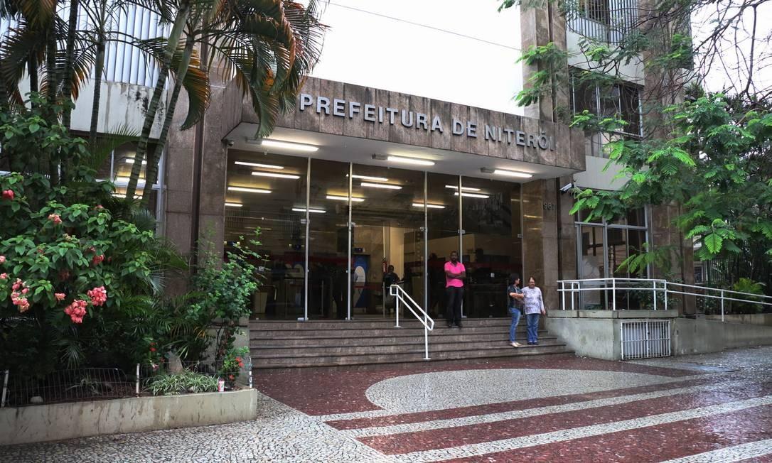 Prefeitura de Niterói vai arrendar hotel para abrigar servidores municipais Foto: O Globo