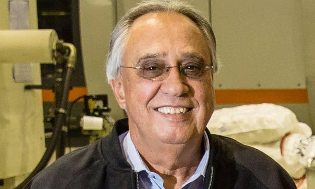 Empresário catarinense Mário Roberto Borba, de 68 anos Foto: Reprodução