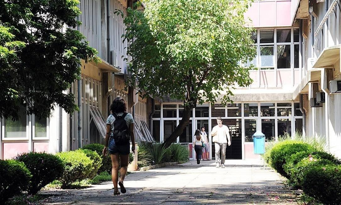 Departamento de Filosofia e Ciências Sociais da USP Foto: Foto: Francisco Emolo/Jornal da USP