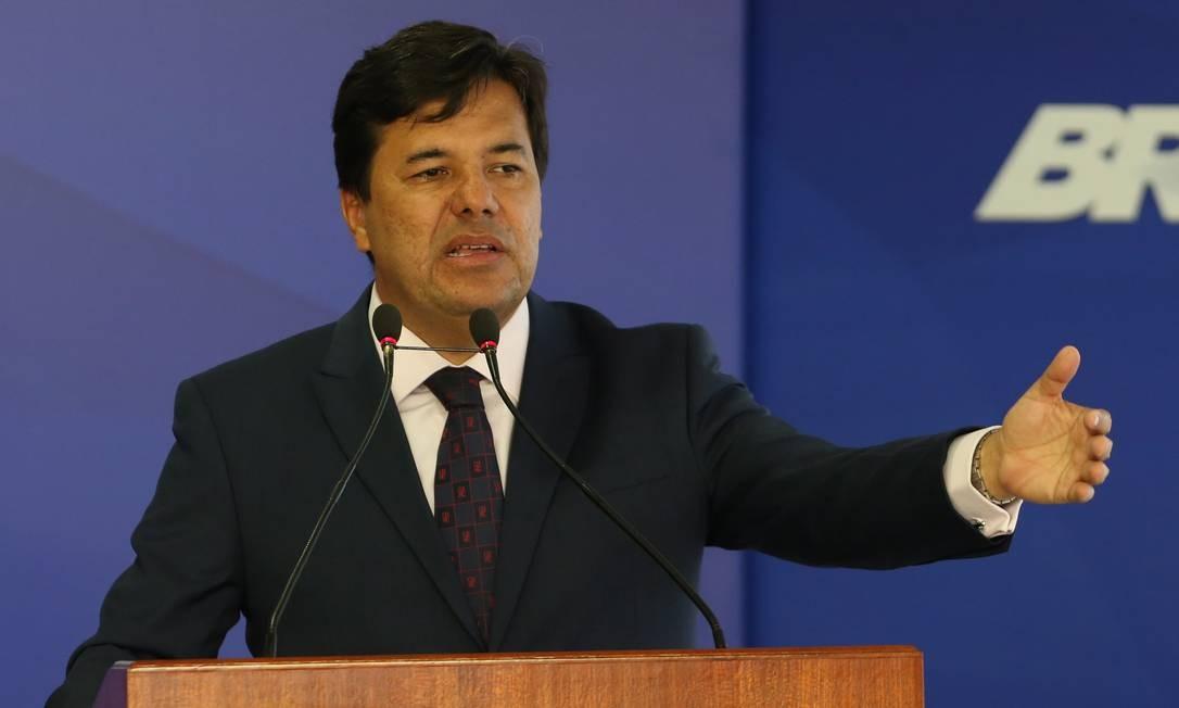 José Mendonça Filho, ministro da Educação no governo Temer Foto: Givaldo Barbosa / Agência O Globo