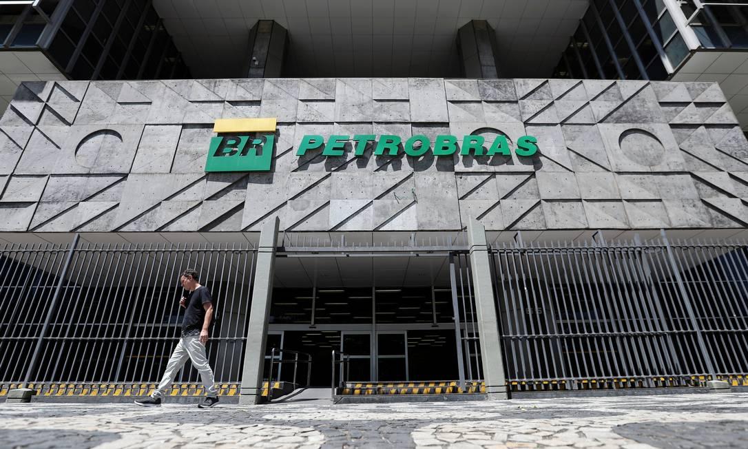 Petrobras classifica a crise do setor como a mais grave em uma século Foto: Sergio Moraes / REUTERS