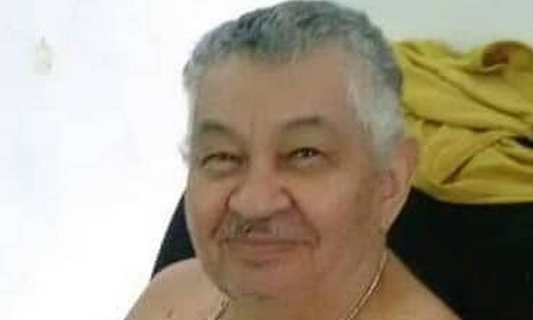 Antônio Edson Mesquita Mariano, de 67 anos, morreu na manhã do dia 30 com suspeita de Covid-19 Foto: Reprodução