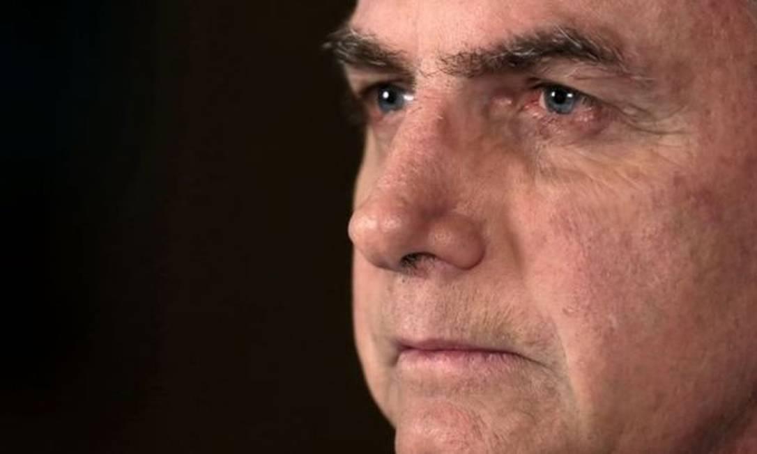 A revista americana The Atlantic afirmou que Bolsonaro 'é o líder negacionista do coronavírus' Foto: AFP