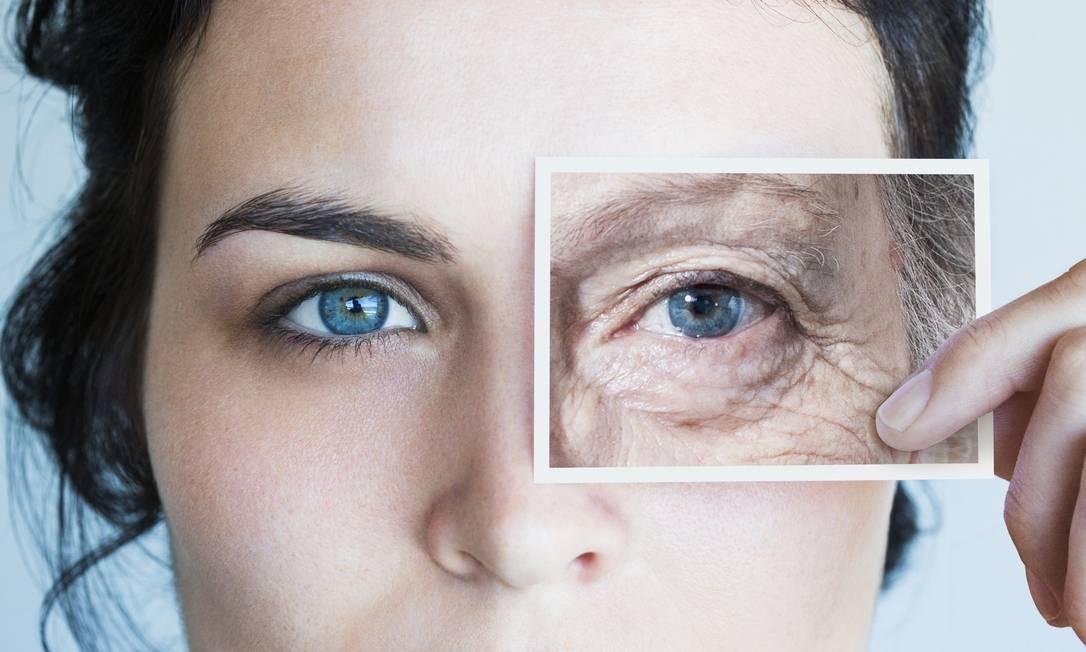 Hábitos podem influenciar a aparência da pele Foto: Dimitri Otis / Getty Images