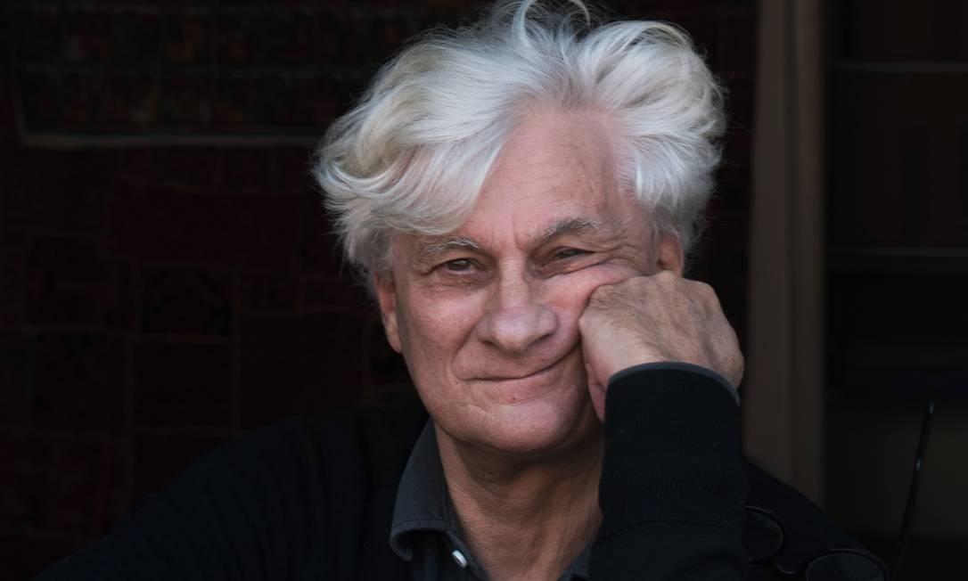 """O filósofo italiano Franco """"Bifo"""" Berardi, autor de """"Depois do futuro"""" (Ubu) Foto: Simonetta Candolfi / Divulgação"""
