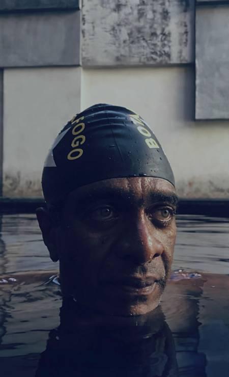 O ator Hélio de la Peña Foto: Jorge Bispo