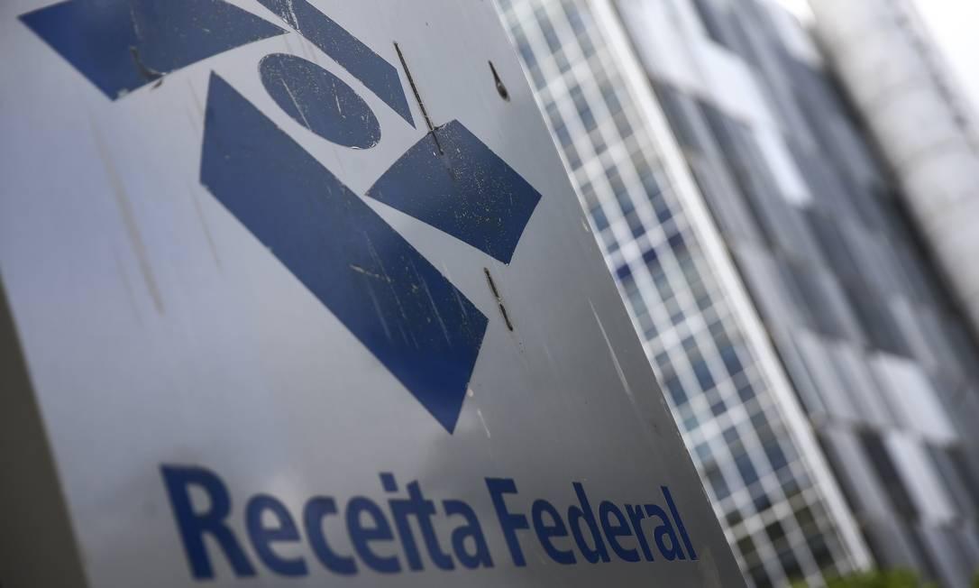 Superintendência da Receita Federal, em Brasília. Foto: Marcelo Camargo / Agência Brasil