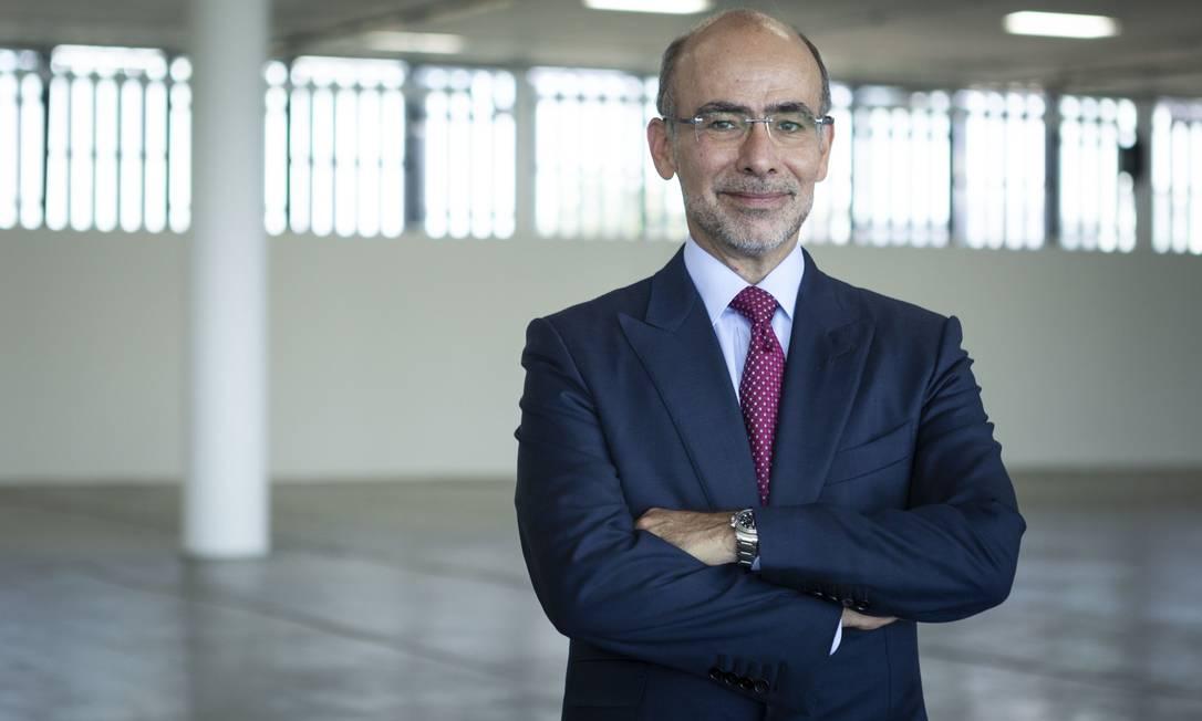 José Olympio Pereira, presidente do Banco Credit Suisse. Foto: Pedro Ivo Trasferetti / Pedro Ivo Trasferetti /