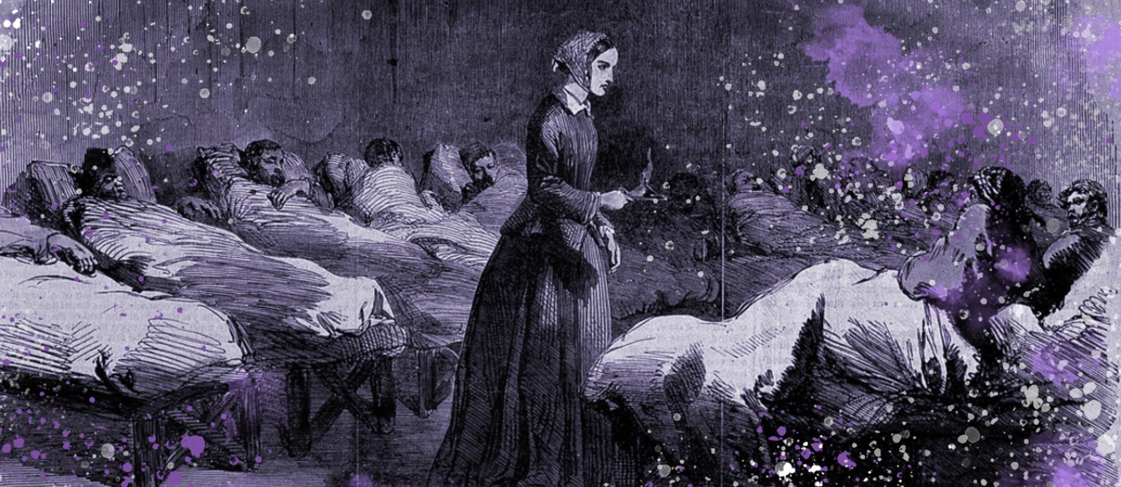 Florence Nightingale: a Dama da Lamparina Foto: Reprodução