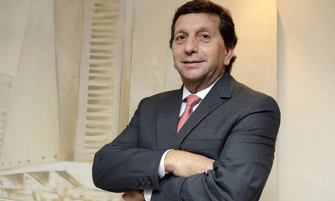 O empresário Ruy Baumer, diretor do Comitê da Cadeia Produtiva da Saúde e Biotecnologia daFederação das Indústrias do Estado de São Paulo (Fiesp) Foto: Cleber de Paula / Divulgação