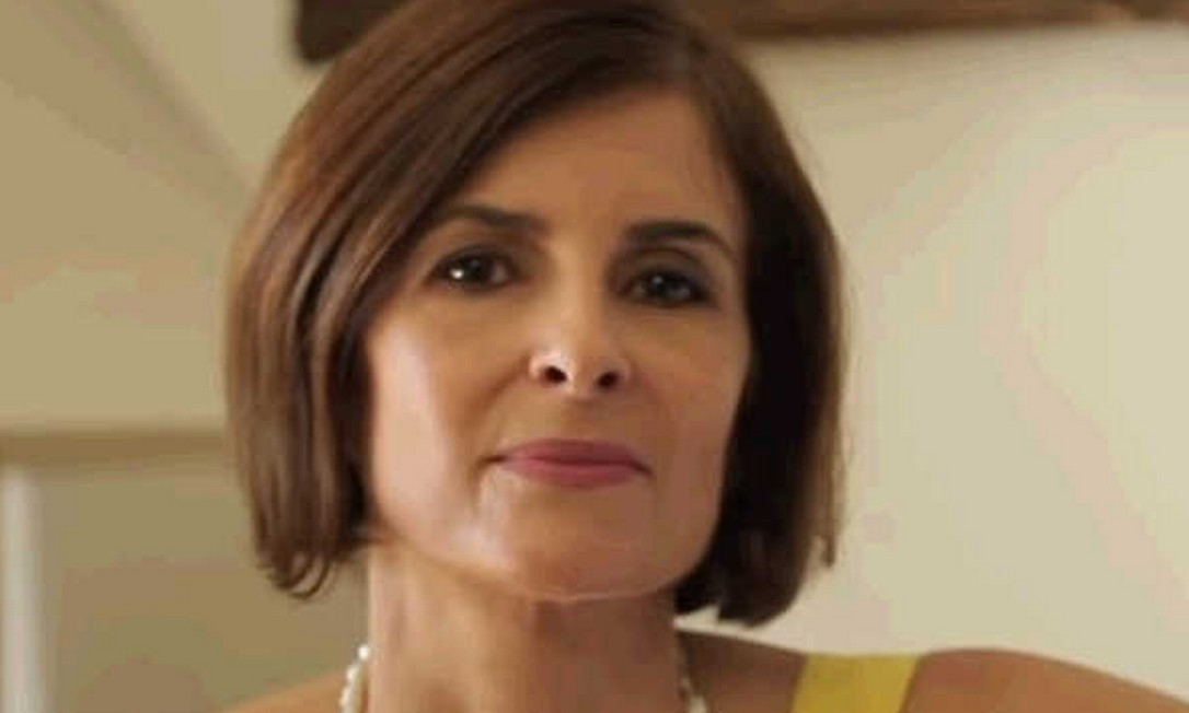 Terezinha Mandetta, mulher do ministro da Saúde: inscrita em capacitação contra coronavírus Foto: Reprodução Youtube