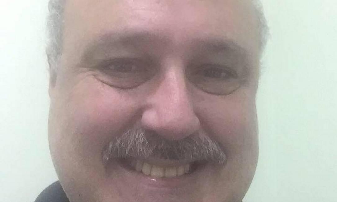 O cardiologista Ricardo Antonio Piacenso morreu no Hospital Ronaldo Gazzola, unidade de referência para o tratamento de covid-19 Foto: Reprodução redes sociais