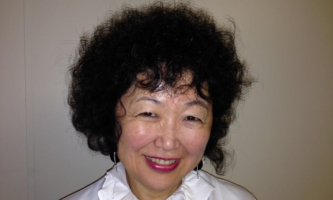 A imunologista Nise Hitomi Yamaguch é médica do Hospital Israelita Albert Einstein, em São Paulo Foto: Divulgação