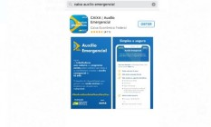 Governo lançou aplicativo para informal solicitar auxílio emergencial de R$ 600 Foto: Reprodução