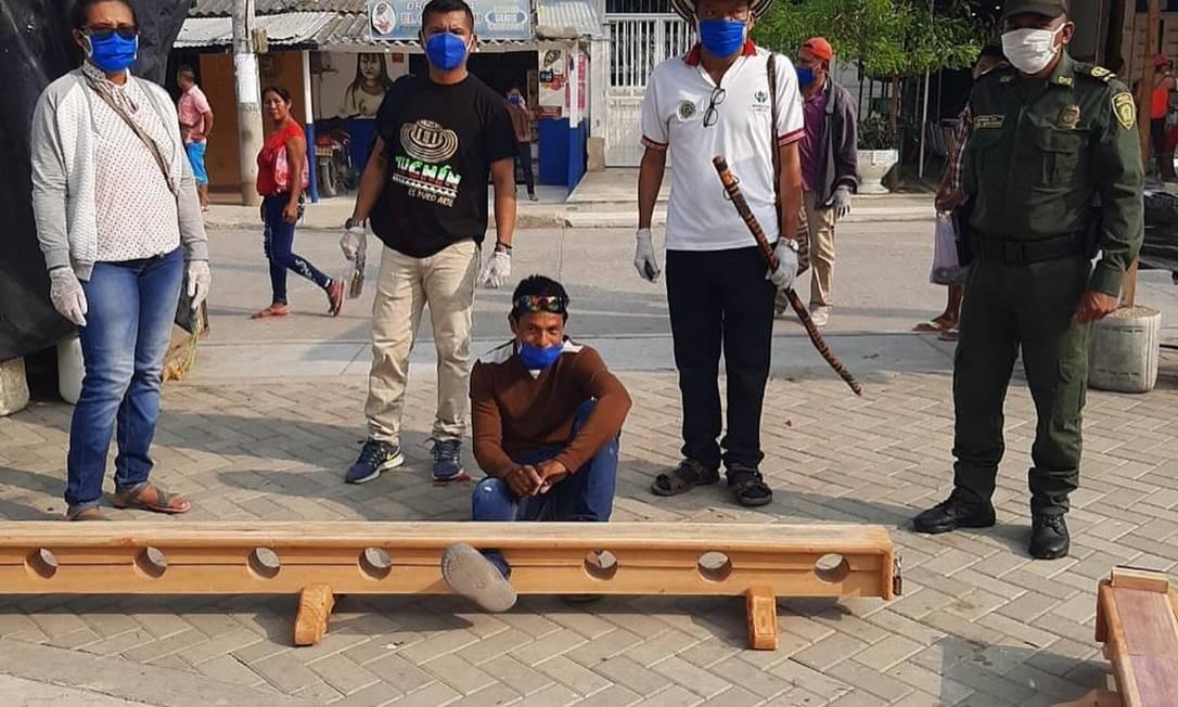 A punição, apesar de não ser usada há anos, está prevista na legislação Foto: Reprodução