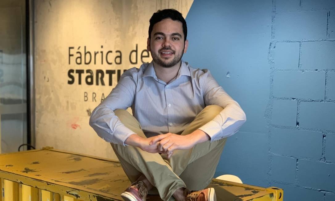 Hector Gusmão, diretor executivo da Fábrica de Startups, acredita que a retomada da economia será forte para a indústria de tecnologia Foto: Divulgação