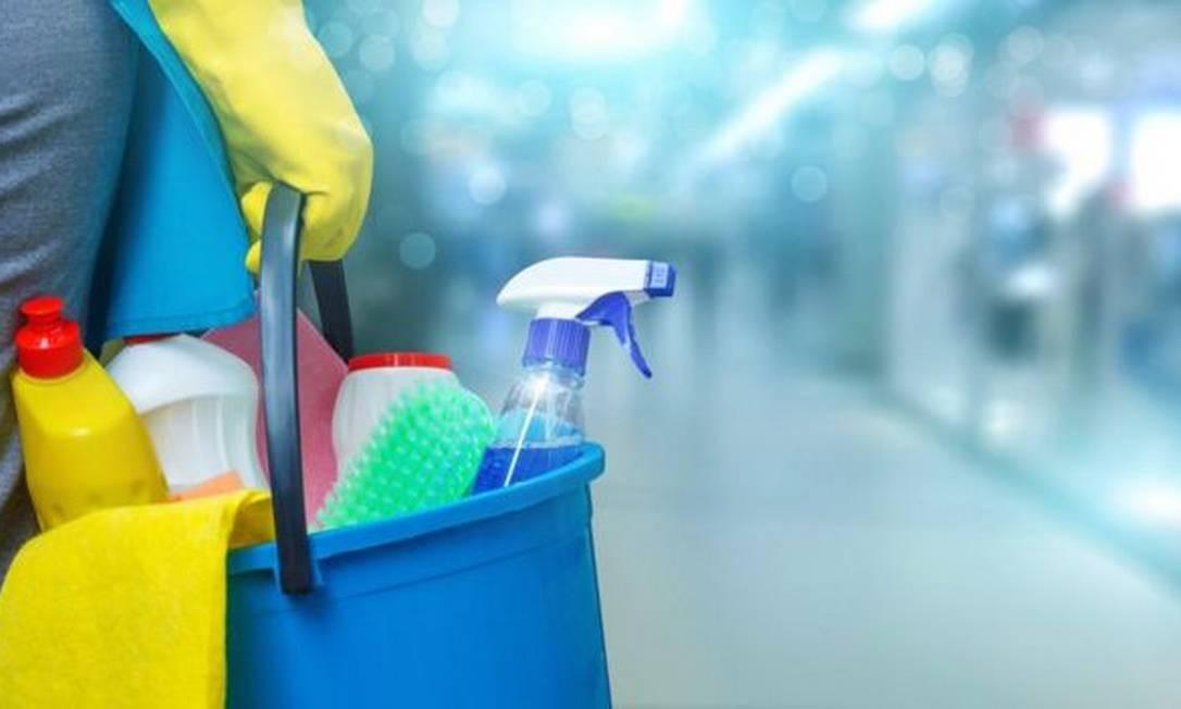 Trabalhadoras domésticas no Brasil estão sendo dispensadas sem pagamento por causa do coronavírus Foto: Getty Images