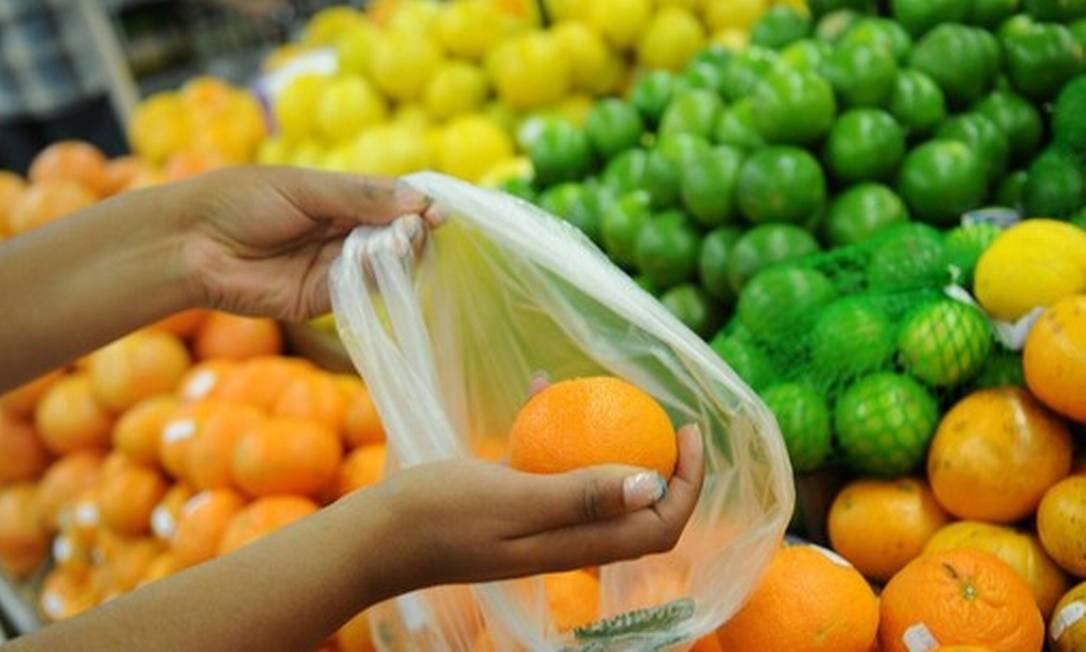 Venda online de alimentos aumentou durante pandemia Foto: Daniel Wainstein/Valor