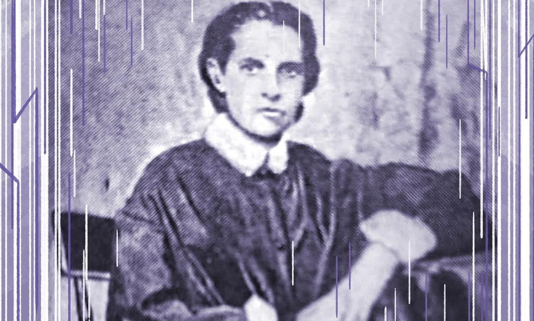 Anna Nery dá nome a primeira escola de enfermagem do Brasil, fundada em 1923 no Rio de Janeiro Foto: Reprodução/Dicionário Mulheres do Brasil