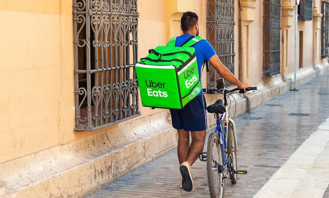 Demandas pra delivery aumentaram no período de quarentena Foto: Pixabay