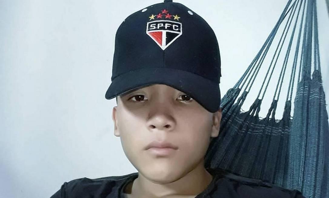 Adolescente ianomami estava internado em estado grave com coronavírus Foto: Divulgação