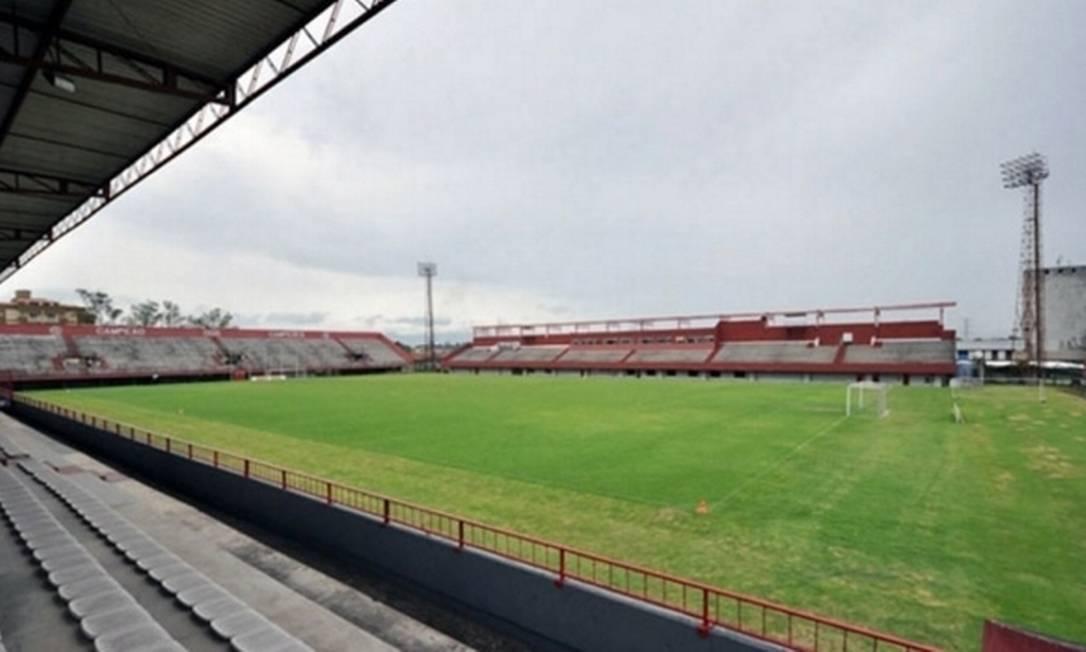 Estádio do América, que briga para não cair Foto: Divulgação