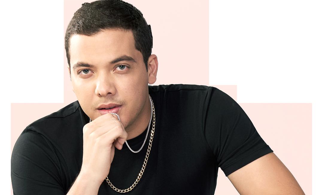 O cantor Wesley Safadão fará uma live no YouTube Foto: Divulgação
