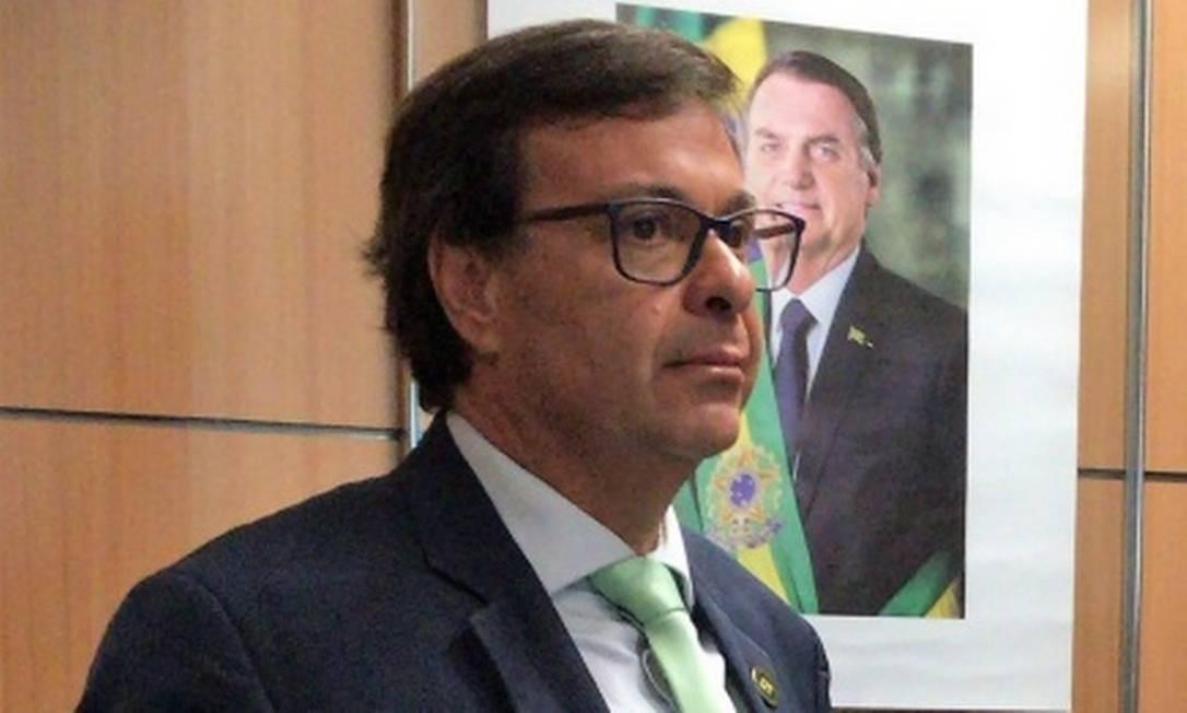 Gilson Machado Neto, ministro interino do Turismo Foto: Divulgação/Embratur