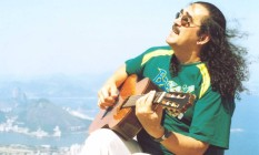O cantor e compositor Moraes Moreira Foto: Divulgação