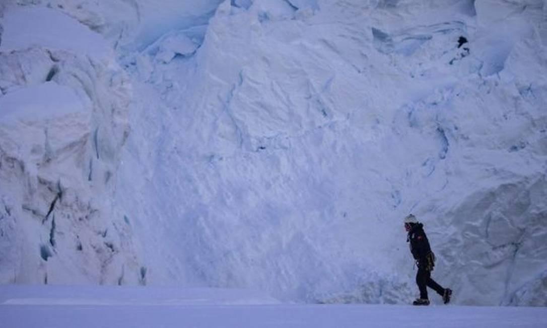 Quem mora na Antártida está acostumado ao isolamento, explica Valenzuela Peña. Foto: Getty Images