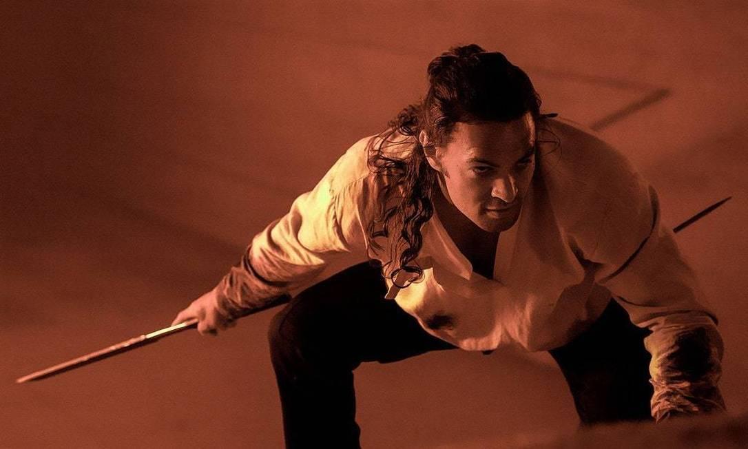Jason Momoa em 'Duna' Foto: Divulgação