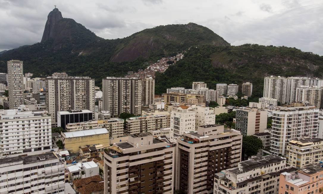Preço do metro quadrado volta a cair no Rio Foto: Brenno Carvalho / Agência O Globo