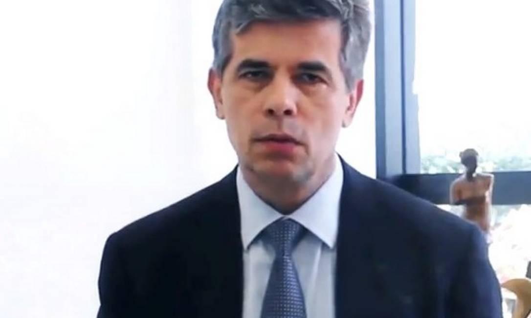 O oncologista Nelson Teich vai assumir o Ministério da Saúde, com a saída de Luiz Henrique Mandetta Foto: Agência O Globo