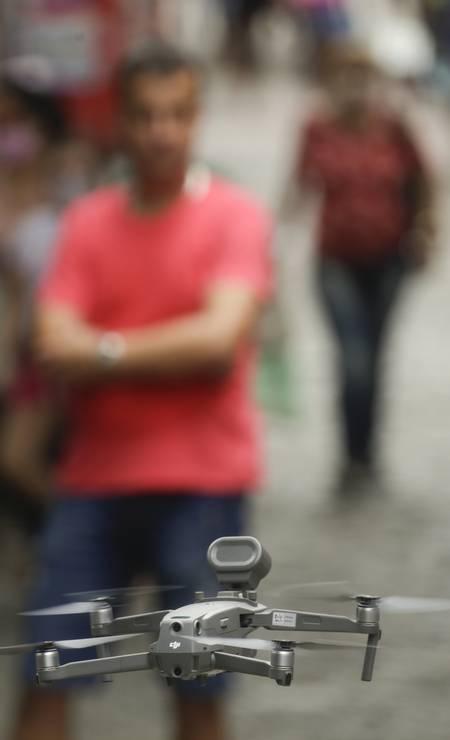 Santa Cruz, Campo Grande, Bangu, Santíssimo e Jacarepaguá, todos bairros da Zona Oeste, além de São Cristóvão, na Zona Norte, registram alto índice de aglomeração Foto: Gabriel de Paiva / Agência O Globo
