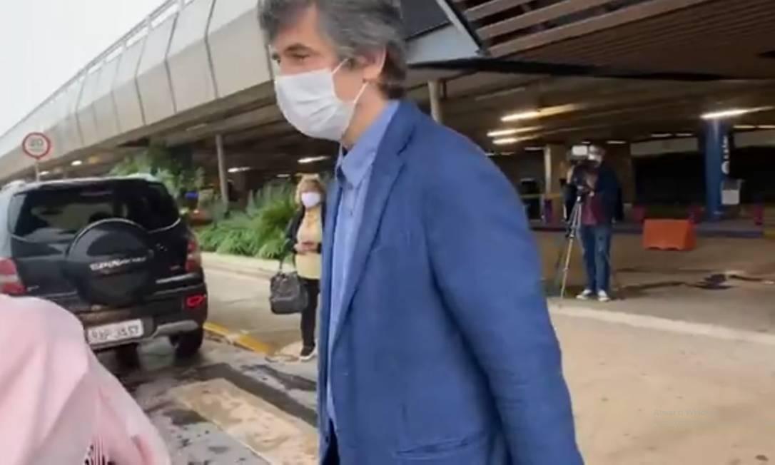 O oncologista Nelson Teich vai assumir o Ministério da Saúde, com a saída de Luiz Henrique Mandetta Foto: Reprodução / TV Globo