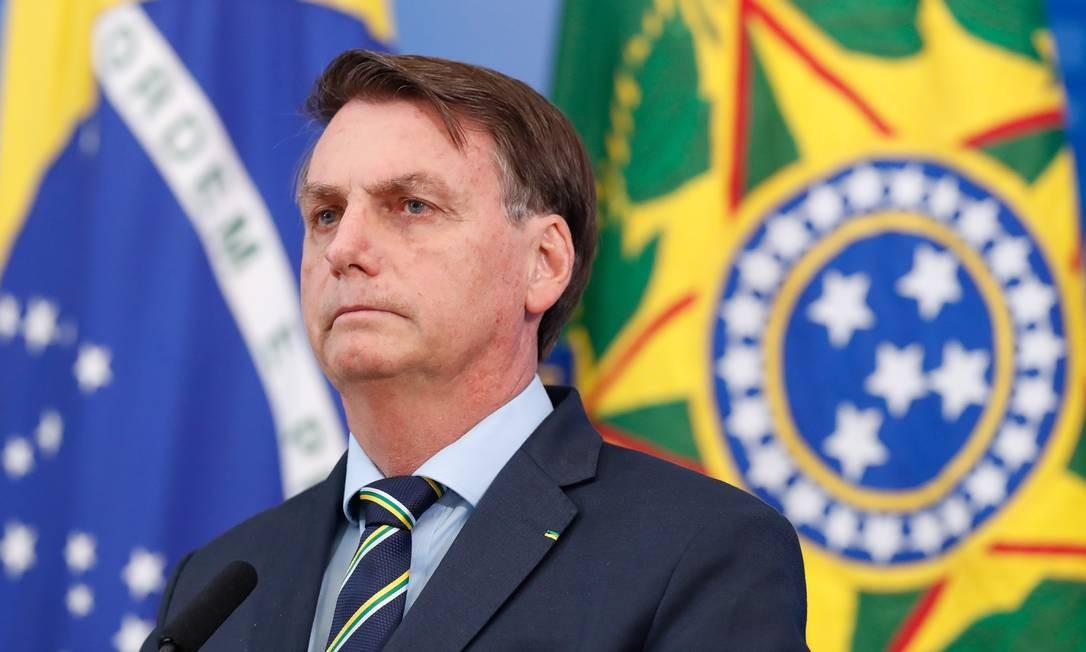 O presidente da República, Jair Bolsonaro. Foto: Foto: Alan Santos/PR