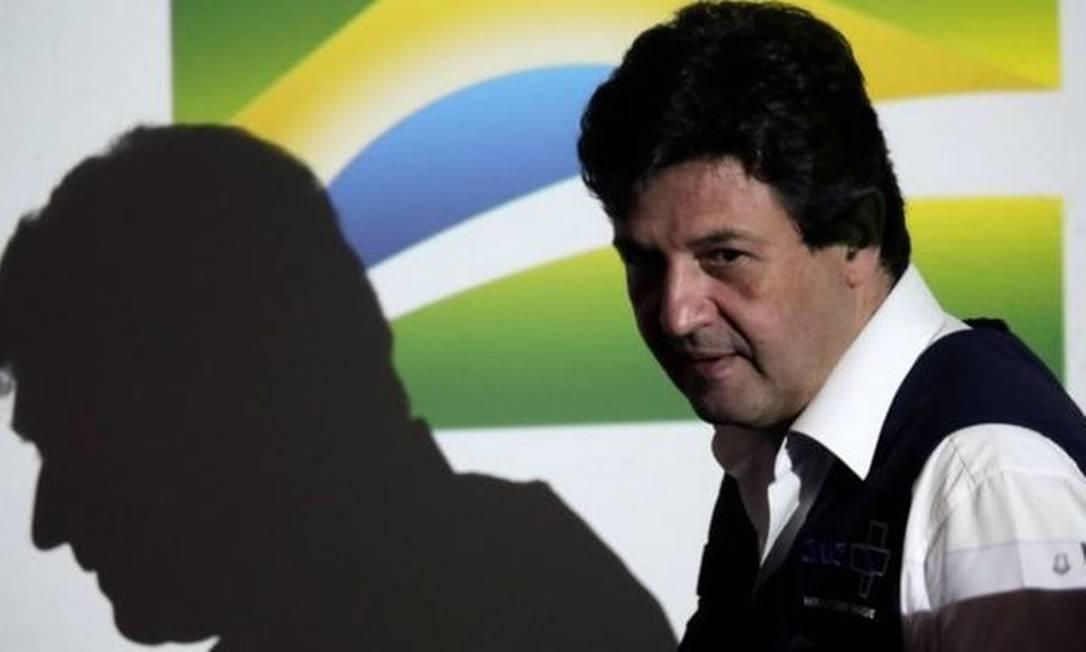 Mandetta foi demitido por Bolsonaro após semanas de divergências Foto: REUTERS