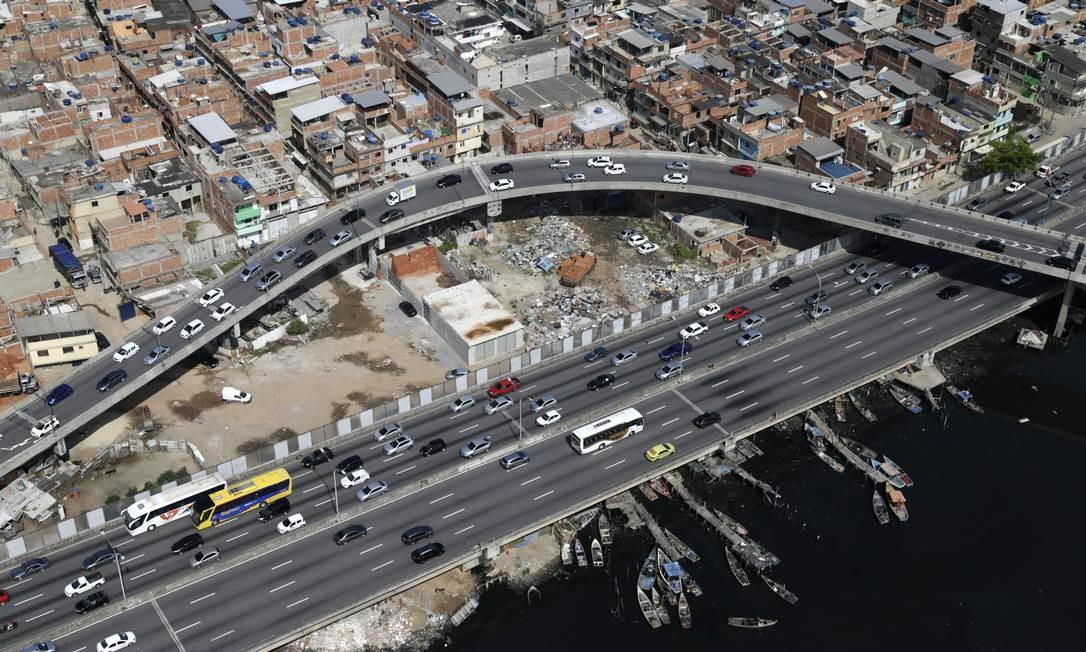 Projeto Olho Verde constata situação ambiental vem piorando Foto: Custódio Coimbra / Agência O Globo