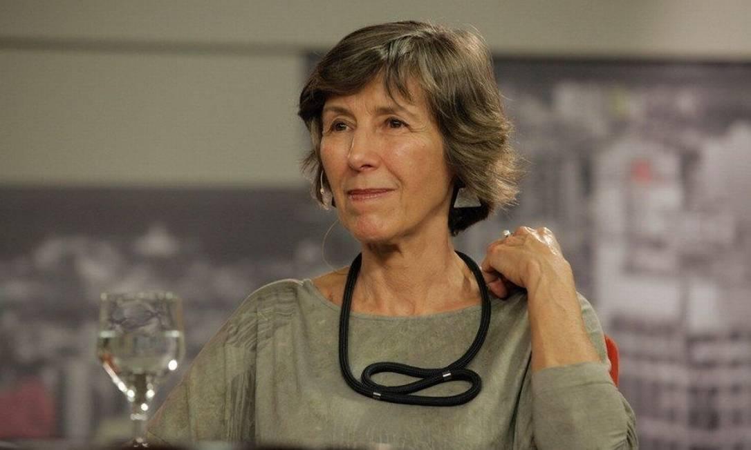 Para a psicanalista Maria Rita Kehl, há muita esperança de que a humanidade aprenda algo positivo com a pandemia, mas estão todos ansiosos para voltar para a vida normal Foto: Divulgação