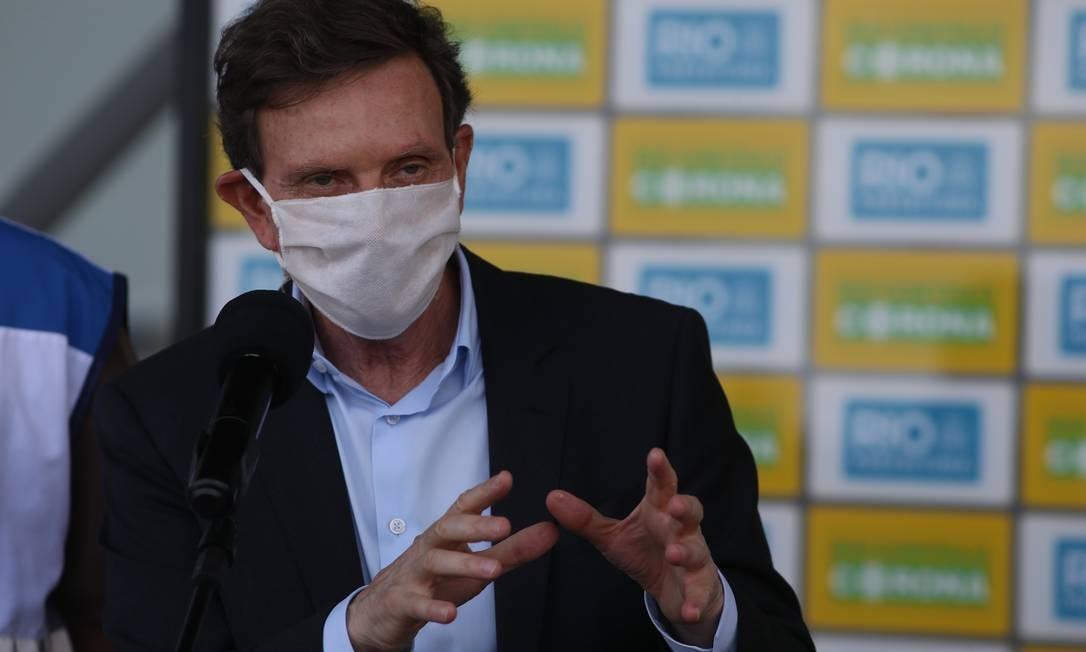 Coronavírus: máscaras de proteção passam a ser obrigatórias no Rio ...