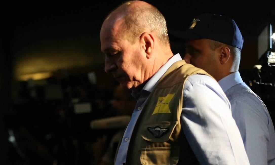 Fernando Azevedo da Silva, Ministro da Defesa Foto: Jorge William / Agência O Globo