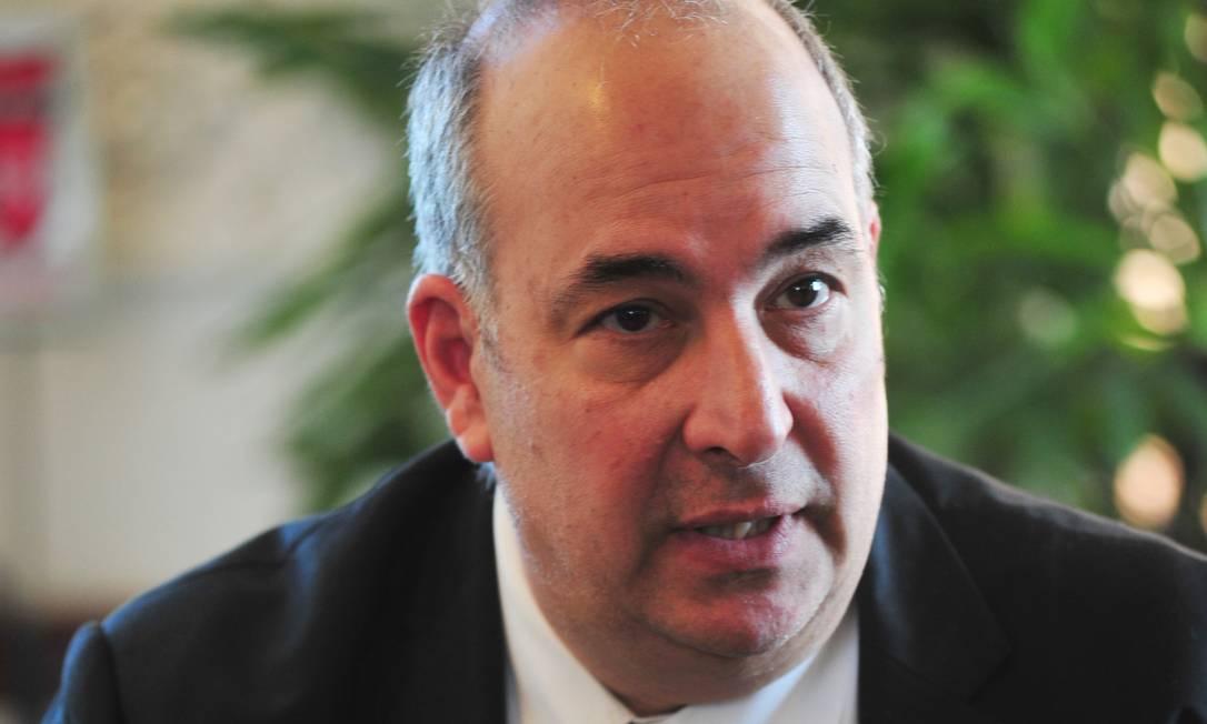 Marco Aurélio Krieger, vice-presidente de Produção e Inovação em Saúde da Fiocruz Foto: Peter Ilicciev / Fiocruz