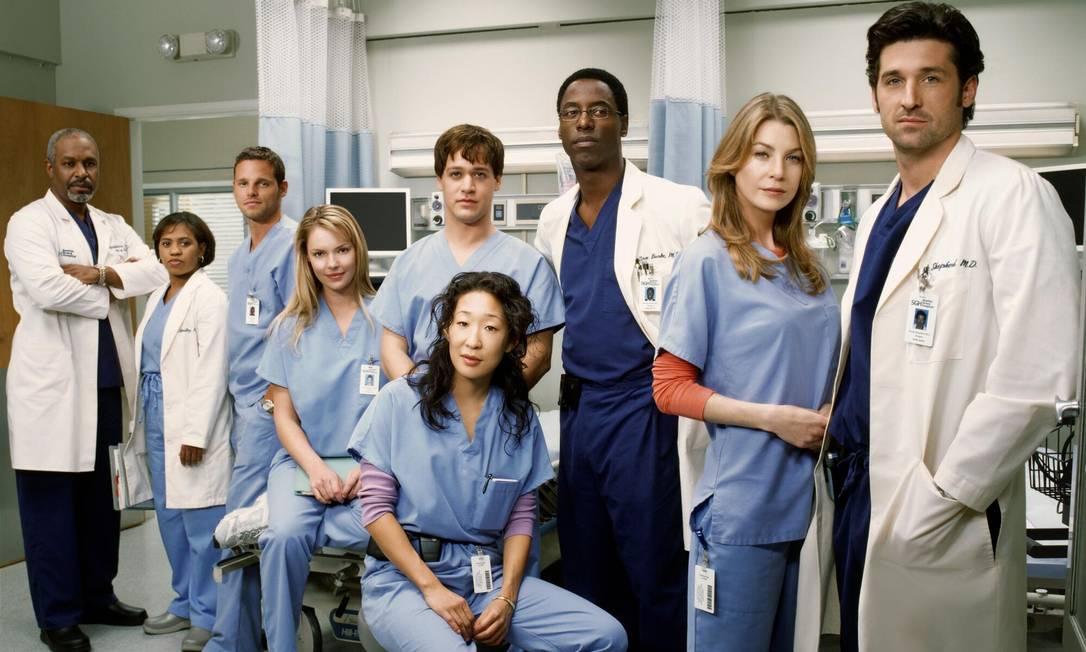 Com 16 temporadas exibidas, 'Grey's Anatomy' já tem novos episódios encaminhados Foto: Divulgação