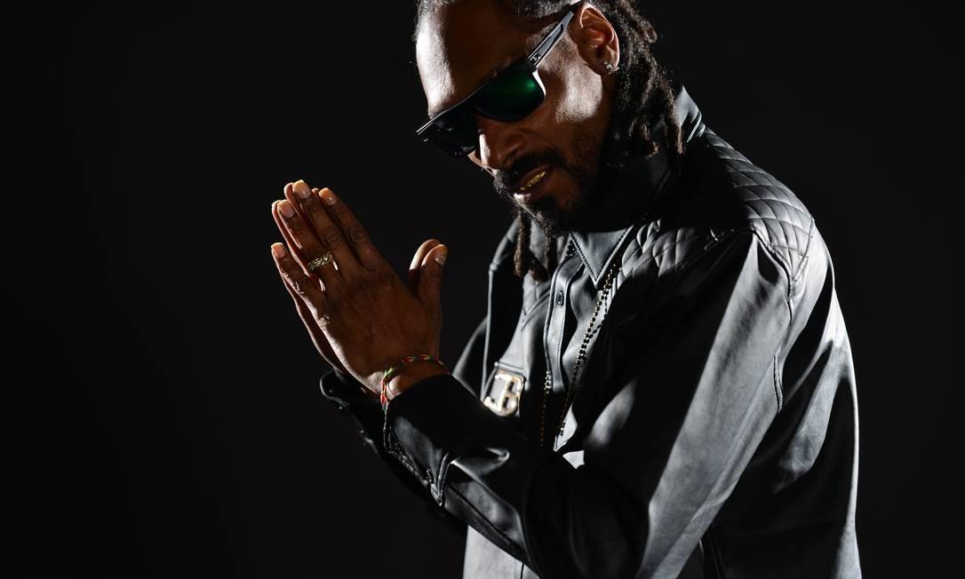 Snoop Dogg: rapper atraiu fãs brasileiros ao postar vídeo com hit de Alcione Foto: Divulgação