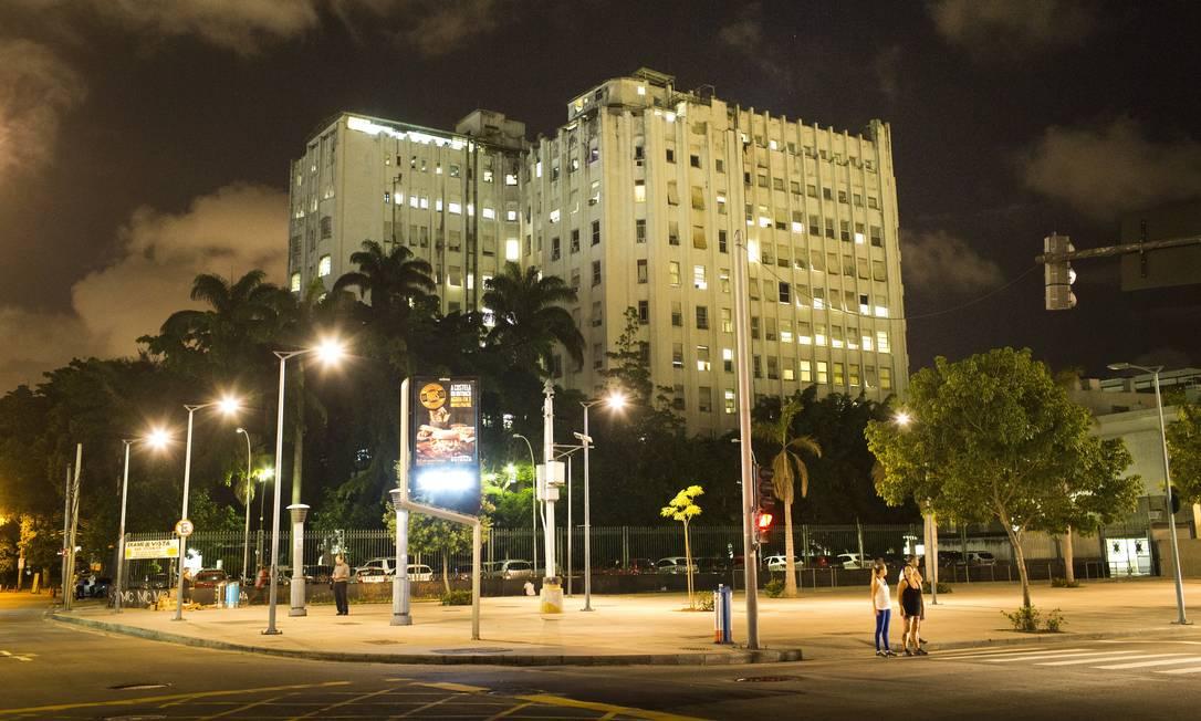 O Hospital dos Servidores do Estado Foto: Mônica Imbuzeiro em 22/03/2017 / Agência O Globo