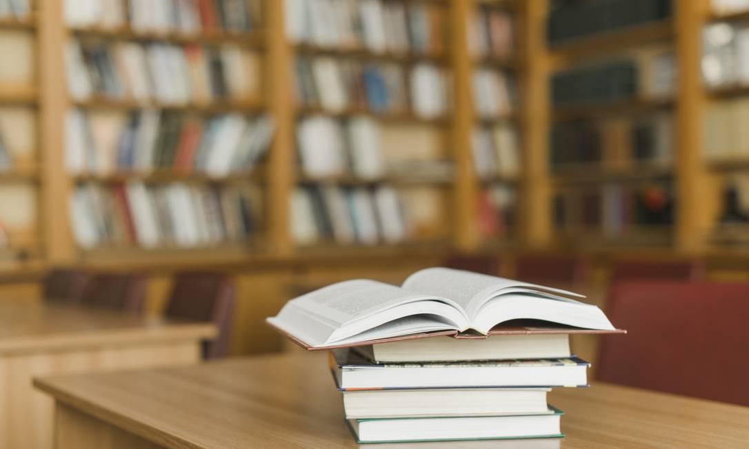 Mercado de livros no Brasil em 2019 conseguiu resultados positivos Foto: Divulgação