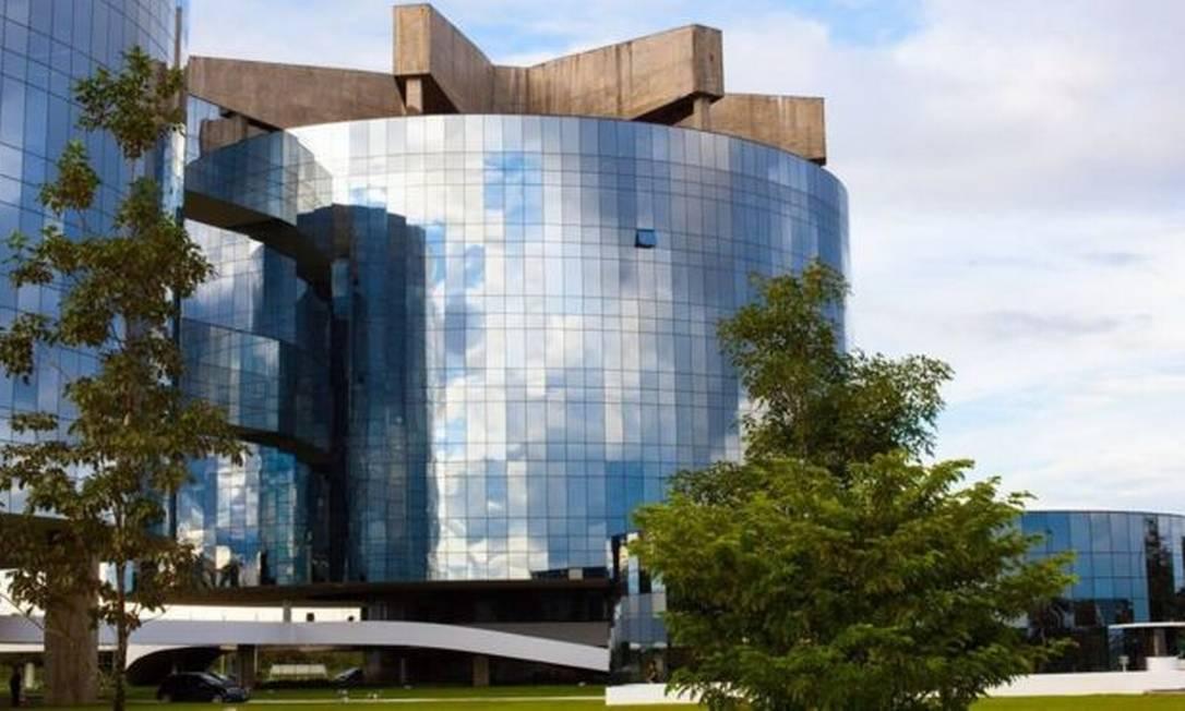 A sede da PGR, em Brasília Foto: MPF