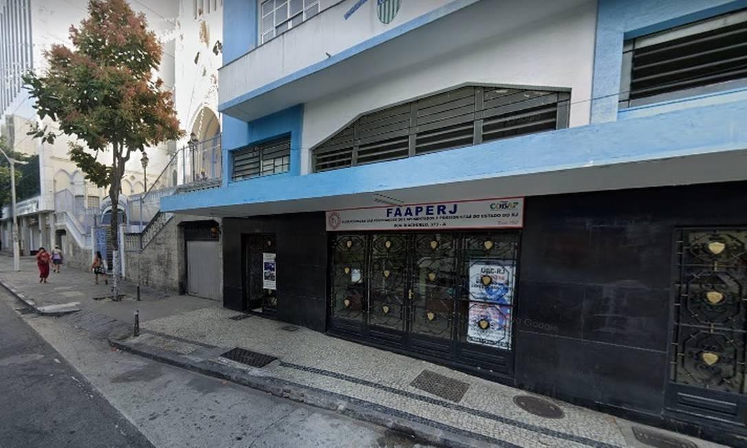 Idoso é encontrado morto em apartamento na Rua do Riachuelo Foto: Reprodução/Internet
